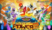 Go Go Power Rangers! Power Rangers Gameplay Dino Charge NEW PARTS EPISODE 1