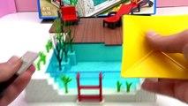 Piscine en plein air Playmobil City Life : construction et commentaires / 5575 PLAYMOBIL | français