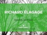 Élagage, abattage - Richard Stéphane Élagage à Saint-Loubès.