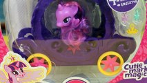 Hasbro - My Little Pony - Twilight Sparkle Charm Carriage / Karoca Księżniczki Twilight Sparkle