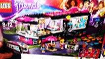 Lego Friends - Popstar Tour Bus / Wóz Koncertowy Gwiazdy Pop 41106