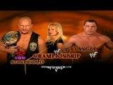 WWE Unforgiven 2001: Stone Cold ''Steve Austin'' vs Kurt Angle - Lucha Por El Campeonato De WWE
