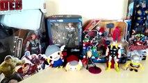 Thor toys collection | thor minions | figma thor 216 | Titan hero series | Thor Helmet | kids toys