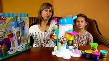 Automagiczna Lodziarnia Play-Doh od Hasbro - Kreatywne zabawki dla dzieci - Ciastolina