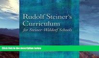 Buy NOW  Rudolf Steiner s Curriculum for Steiner-Waldorf Schools E. A. Karl Stockmeyer  Full Book