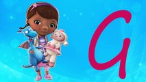 ABC SONG MCSTUFFINS - alphabet song have fun teaching - abcd song for children