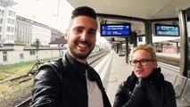 VLog: Spiel mit mir Kinderspielzeug bei YouTube in Berlin! KAAN IST EIN ROCKSTAR!
