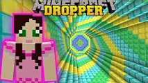 PopularMMOs Minecraft׃ SECRET TREASURE DROPPER!! - THE ABSURD DROPPER - Custom Map [2]