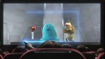 Monsters vs. Aliens 3D commercial for Samsung