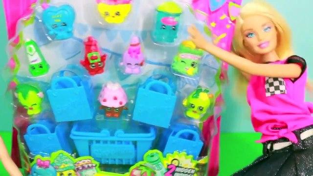 Anna Trick Barbie with Shopkins Olaf Doll Toy, FROZEN PRANK Barbie Elsa