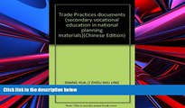 Price Trade Practices documents (secondary vocational education in national planning