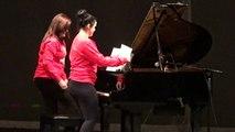 Piano sutton studios Christmas recital