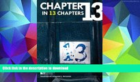 """Hardcover Chapter 13 in 13 Chapters (Chapter 13 in 13 Chapters is the series title for """"American"""