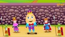 Humpty Dumpty Sat On A Wall - Popular #NurseryRhymes Collection I Children Songs