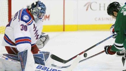 Lundqvist Returns, Rangers Win