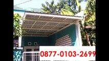 Tukang Kanopi Baja Ringan di Gresik,Kanopi Rumah Minimalis Surabaya, 0877- 0103 – 2699 ( XL )