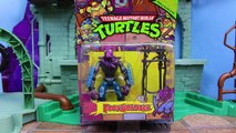 Teenage Mutant Ninja Turtles Classic Vintage Foot Clan 1988 Toy vs TMNT Foot Soldier Fighting Review