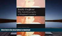Audiobook Totally Unofficial: The Autobiography of Raphael Lemkin