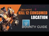 Take Them Out Bounty Guide [Venus] - Destiny: The Taken King - Kill 12 consumed - Take Them Out