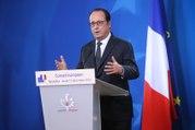 Conférence de presse à l'issue du conseil européen