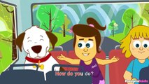 Nursery Rhymes Songs With Lyrics And Actions   Abc Phonics Song & More By Hooplakidz Sing-A-Long