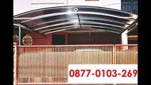Canopy Rumah Baja Ringan Surabaya,Canopy Baja Ringan Murah di Surabaya, 0877- 0103 – 2699 ( XL )