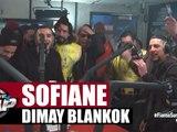 Sofiane & Dimay Blankok en live dans Planète Rap