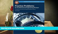 BEST PDF  Practice Problems for the Mechanical Engineering PE Exam, 13th Ed (Comprehensive