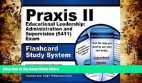 BEST PDF  Praxis II Educational Leadership: Administration and Supervision (5411) Exam Flashcard