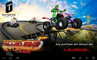 Extreme Quad Bike Stunts new for Android GamePlay