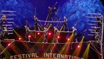 Chute de funambules au festival du cirque de Monte-Carlo