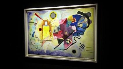 Découverte de l'exposition Musicircus du Centre Pompidou-Metz