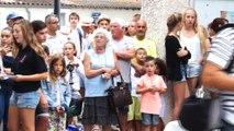 209 ème fête de Mèze - Remise des récompenses aux sportifs méritants