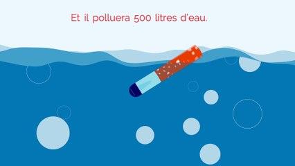 MéGO! ou le recyclage Français des mégots de cigarettes