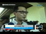 Saksi: Antonio Tiu, inilibot si Sen. Antonio Trillanes IV sa Agri-Tourism Park