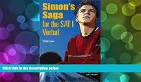 PDF [FREE] DOWNLOAD  Simon s Saga for the New SAT Verbal Philip Geer BOOK ONLINE
