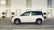 Skoda Yeti Laurin& Klement in ULTRA HD (4K Video)