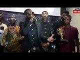 DJ ARAFAT ELU MEILLEUR ARTISTE DE L'ANNEE 2016 (Awards Du Coupé Décalé)