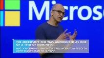 Starbucks to add Microsoft's Satya Nadella to its board