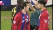 "Le jour où Eric Cantona a placé un ""kung-fu kick"" magistral à un supporter anglais"