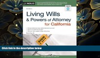 READ book Living Wills and Powers of Attorney for California (Living Wills   Powers of Attorney