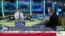 On prend le large: Quel impact de la politique de Donald Trump sur les marchés émergents ? - 25/01