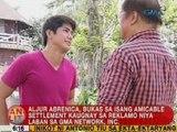 UB: Aljur Abrenica, bukas sa isang amicable settlement kaugnay sa reklamo niya vs. GMA Network, Inc.