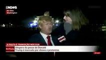 MERECE FATALATY VESGO TROLLA REPORTER DA GLOBO NEWS AO VIVO