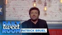 """Patrick Bruel : """" Un Sac de Billes , c'est un film bouleversant et utile."""" -#DailyTweetRoom"""