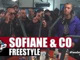 Freestyle de Sofiane, Bakyl, Samat, YL, Pagis & Brabus #PlanèteRap