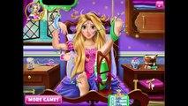 Frozen challenge Rapunzel Anna Elsa Hospital Recovery Doctor Compilation - Frozen games for kids