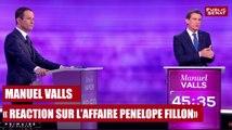 """Valls : """"Vous imaginez le général de Gaulle employant tante Yvonne à l'Elysée?"""""""