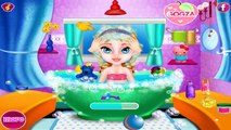 Baby Elsa Amazing Care - Best Baby Game For Girls