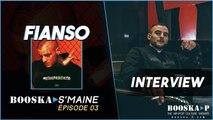 Fianso évoque son département le 93, Booba, sa période difficile dans le rap... [Booska S'maine 3/5]